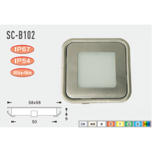 SC-B102  系列